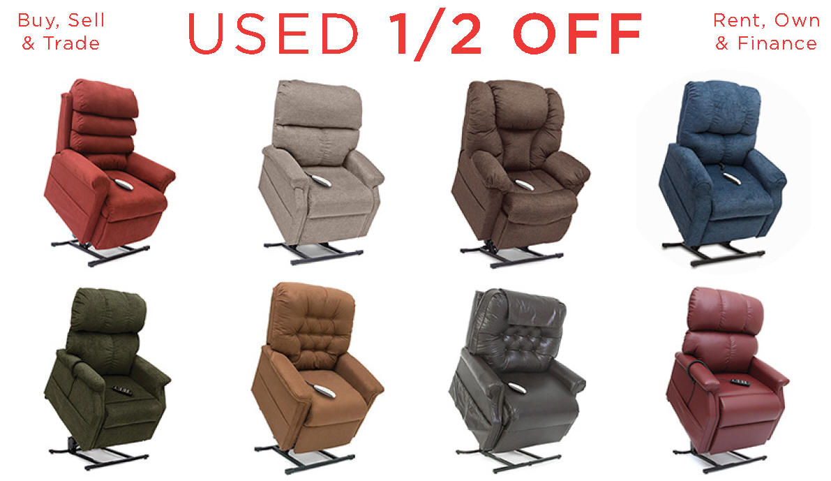 Phoenix   Rent Used  Lift Chair Recliner