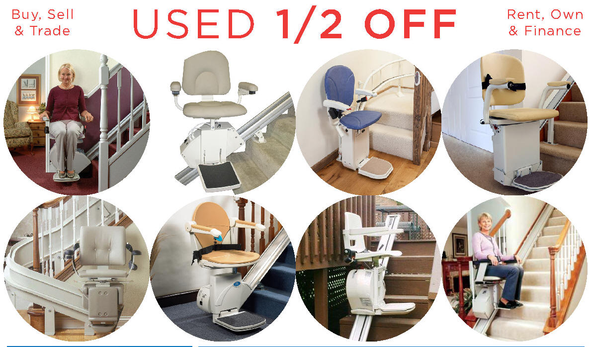 Phoenix   Rent Used  Stair Lift