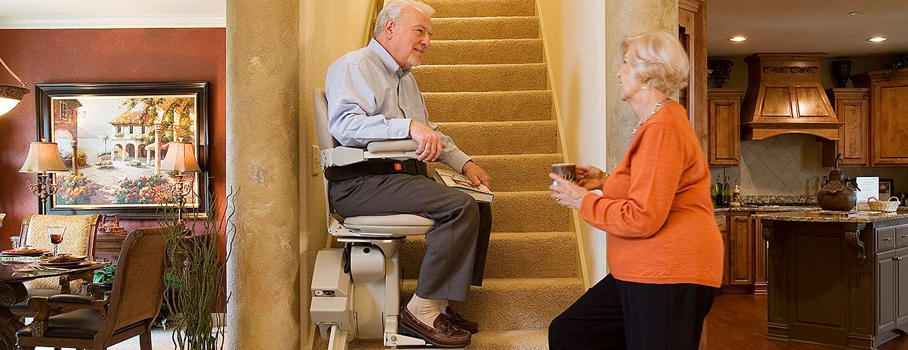 sosmobility.com straight rail indoor home residential sos mobility stairway stairlift