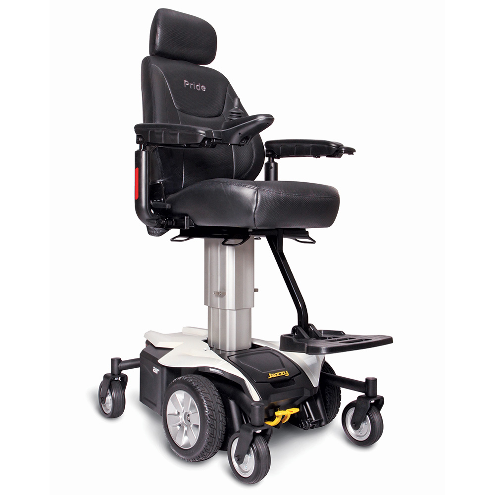 Jazzy Air PRIDE ELECTRIC WHEELCHAIR SAN FRANCISCO CA