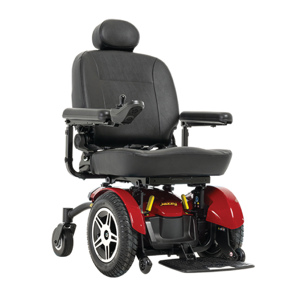 Jazzy Elite HD ELECTRIC WHEELCHAIR PRIDE MOBILITY