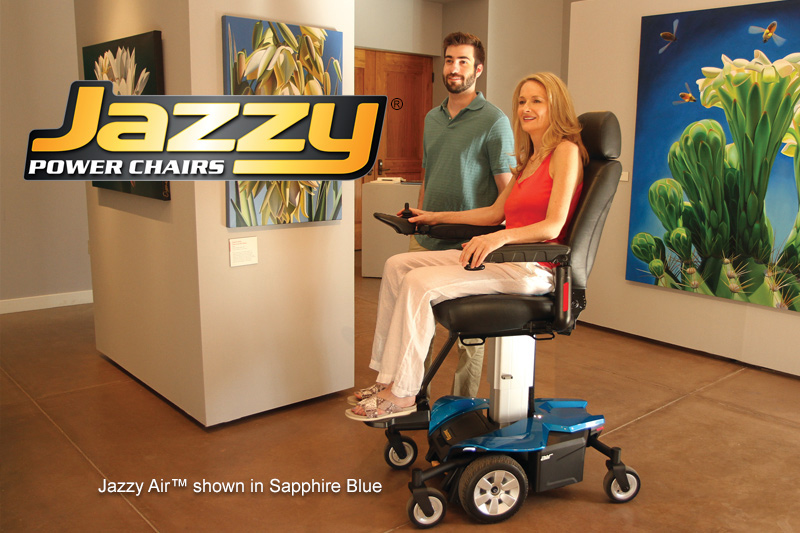 Jazzy Power Chairs SAN FRANCISCO CA