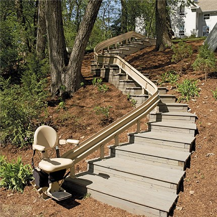 Outdoor Sos Mobility Stair Lift Store